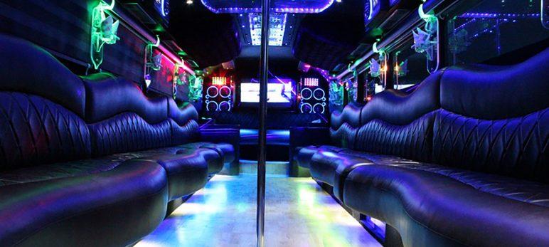 Party Bus Bangkok