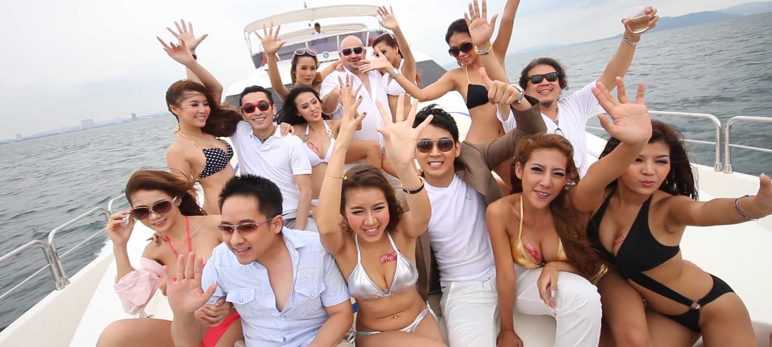 Bachelor Bangkok